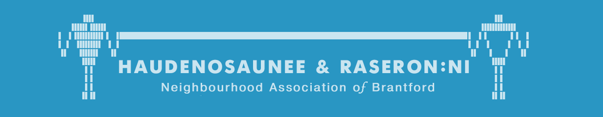 Haudenosaunee & Raseron:ni Neighbourhood Association of Brantford